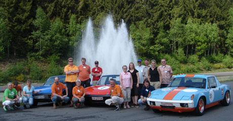Porsche Club 914 Siegerland