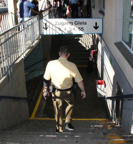 Bahnhof1 Gewalttat am Bahnhof Siegen – Frau durch Messerstiche  tödlich verletzt