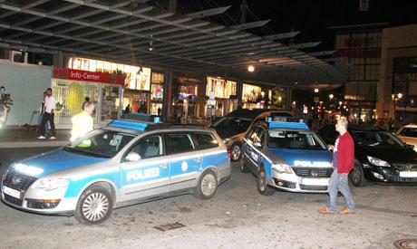 Bahnhof11 Gewalttat am Bahnhof Siegen – Frau durch Messerstiche  tödlich verletzt