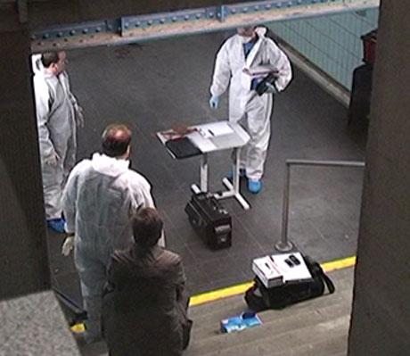 Bahnhof13 Gewalttat am Bahnhof Siegen – Frau durch Messerstiche  tödlich verletzt