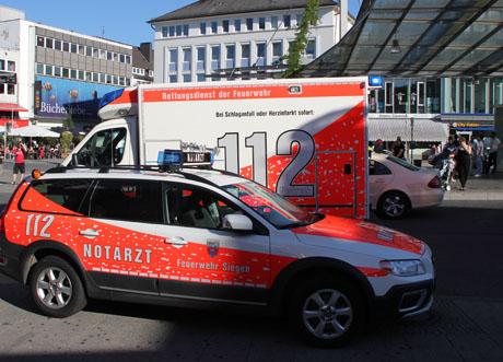 Bahnhof2 Gewalttat am Bahnhof Siegen – Frau durch Messerstiche  tödlich verletzt