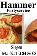 Catering in Siegen - Hammer Partyservice