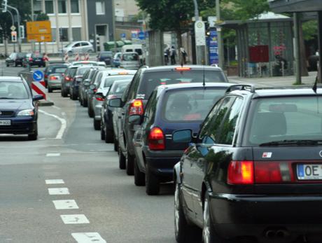 Siegtal pur tausende Radler – stockender Verkehr …    (8)