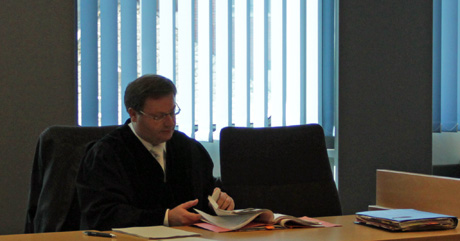 Dem Antrag von Staatsanwalt Patrick Baron von Grotthuss war die große Strafkammer des Landgerichts Siegen weitgehend gefolgt. Archiv-Fotos (2)