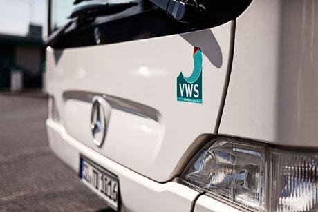 VWS Busse bringen Schüler sicher ans Ziel