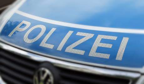 polizei haube