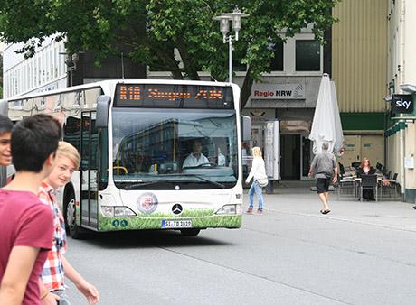 Die VWS ziehen ein positives Resüme zum Schülerverkehr