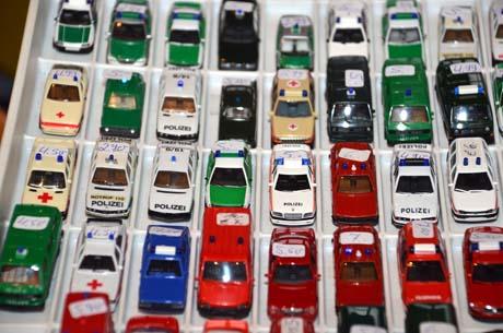 Modellbahn23 Über 500 Besucher kamen zur Modellbahnbörse
