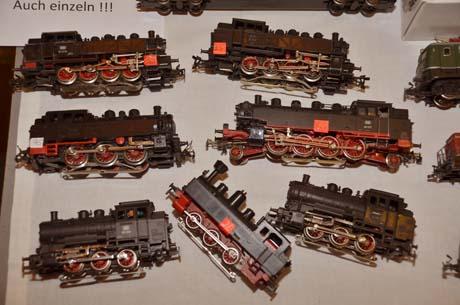 Modellbahn24 Über 500 Besucher kamen zur Modellbahnbörse