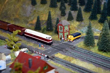 Modellbahn26 Über 500 Besucher kamen zur Modellbahnbörse