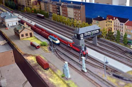 Modellbahn32 Über 500 Besucher kamen zur Modellbahnbörse