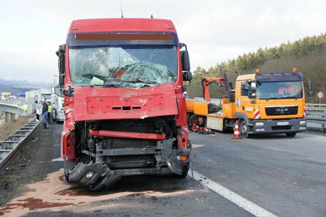 Tödlicher Unfall Dillenburg