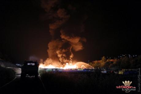 Feuer SSI Neunkirchen 093