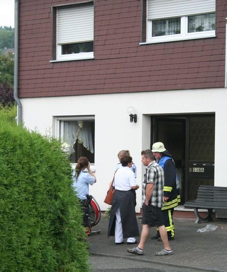 Küchenbrand Seelbach (4)