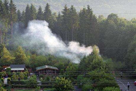 Lagerfeuer Erlersiedlung1