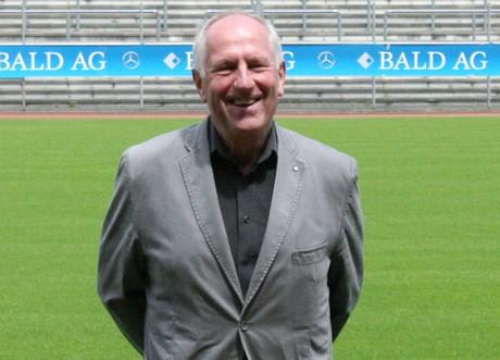 Der Sportfreunde-Geschäftsführer und Vereinsvorsitzende Ulrich Steiner. Archiv-Foto: wirSiegen.de