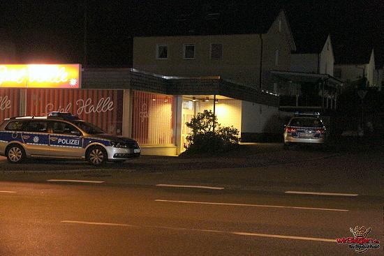 Eine Spielhalle in Krombach wurde in der Nacht zum Freitag überfallen. Fotos: wirSiegen.de