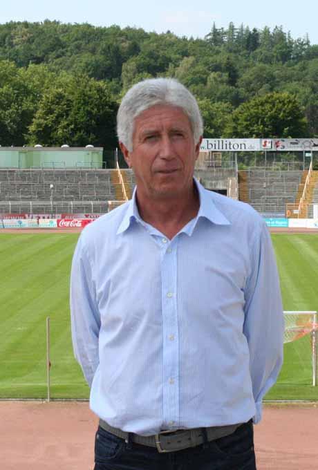 Günter Borr ist ab sofort nicht mehr sportlicher Leiter bei Regionalligist Sportfreunde Siegen. Archiv-Foto: Jürgen Kirsch/wirSiegen.de
