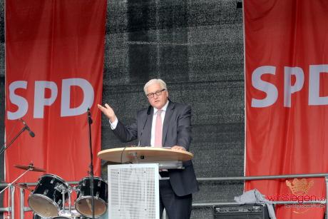 Steinmeier in Kreuztal 20.08.2013 055