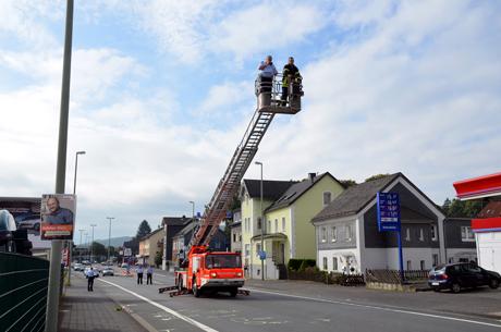 Tödlicher Unfall Feuerwehr