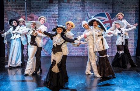 """Das Musical """"My Fair Lady"""" gastiert in der Siegerlandhalle in Siegen. Foto: JOKO promotion"""