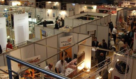 Rund 2.500 Besucher kamen im vergangenen Jahr zur Energie-Messe in der Siegerlandhalle. Foto: JoKo