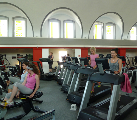 FitnessstudioSiegenTraining