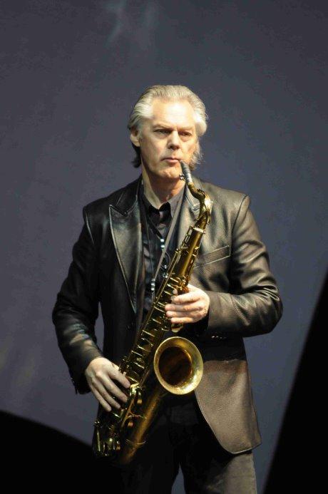 Jan Garbarek spielt Anfang November mit seinen Musikern in Kreuztal. Foto: Beat Allgaier
