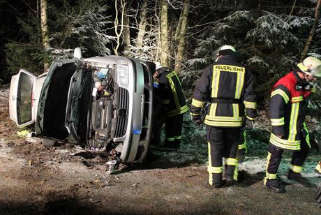Unfall-Lippe