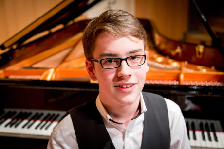 Preistraegerkonzert - Klavierwettbewerb van Bremen