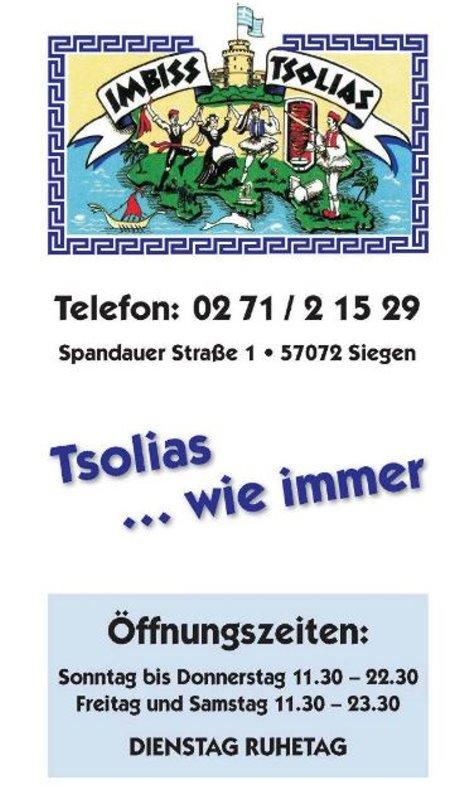Logo Tsolias