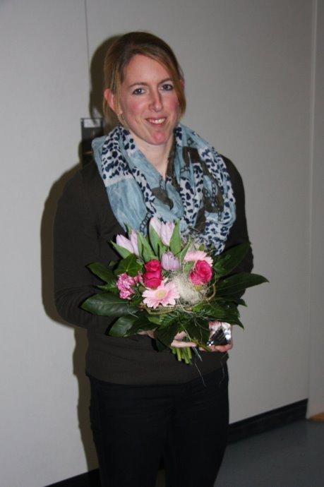 Die Ferndorferin Melanie Hirsch ist zur Turnerin des Jahres gekürt worden.