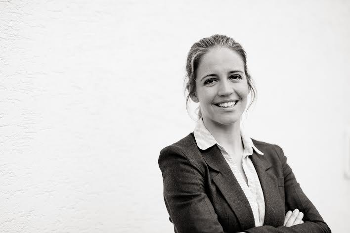 Prof. Dr. Julia Naskrent unterstützt die Sportfreunde Siegen in Marketing-Fragen. Foto: privat