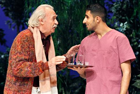 Spätlese von Folke Braband   Uraufführung am 23. Oktober 2011 im Theater am Kurfürstendamm