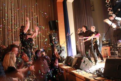 """Auch in diesem Jahr werden wieder Bands aus der Region Südwestfalen beim """"PUSH""""-Festival auf der Bühne stehen. Foto: Stadt"""