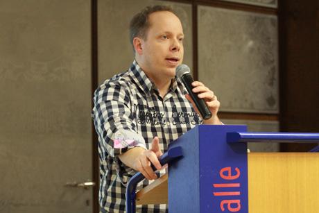 FDP-Fraktionschef Guido Müller. Foto: Partei