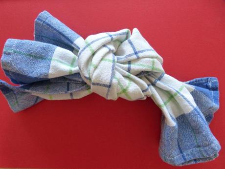 Knoten ins Taschentuch