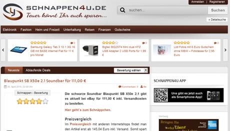Schnappen4uBlog