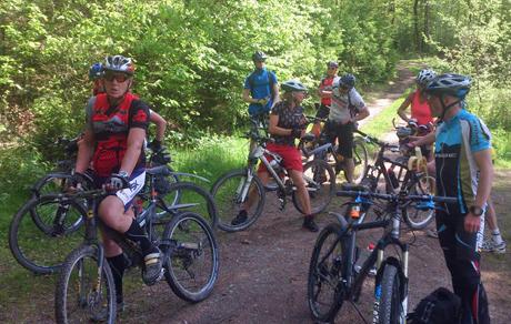 FahrradtourHilchenbach