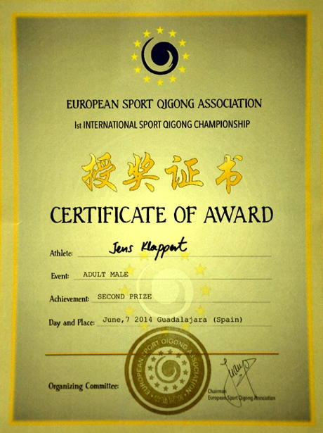 Qigong Open_Klappert_Silbermedaille_08