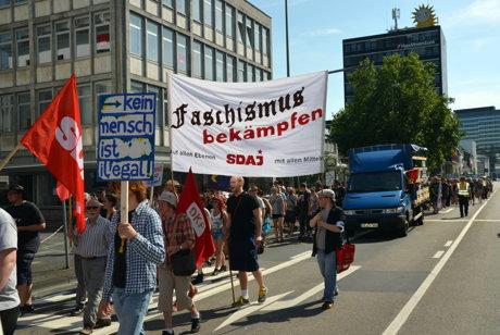 2014-07-19_Siegen_Anti-Nazi-Demo_Schade_04