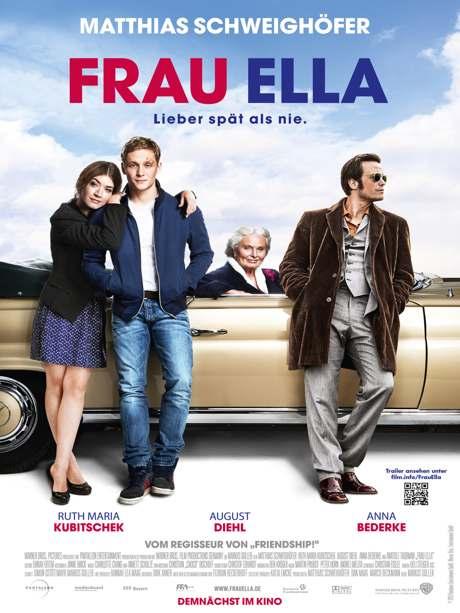 Frau Ella - Filmplakat