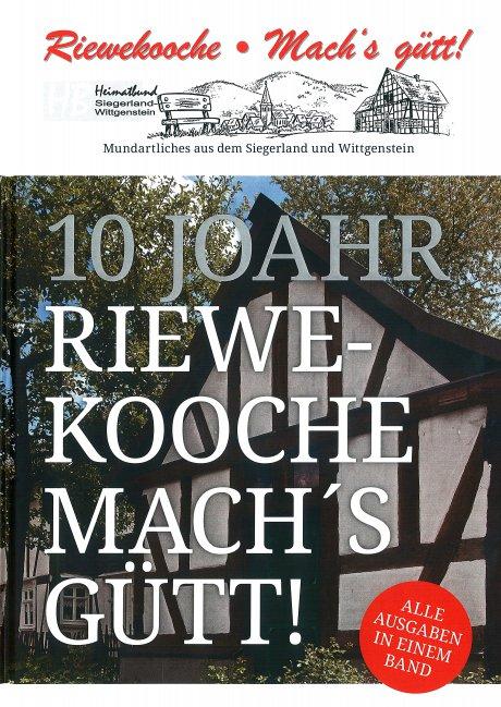 Jubilumsausgabe_Deckblatt_Riewekooche_Heimatbund