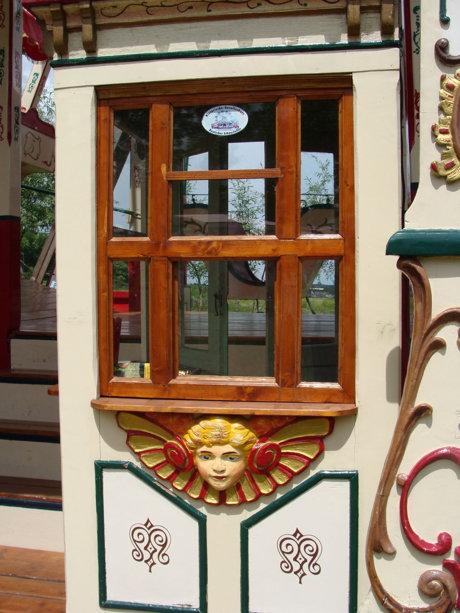Riesenrad von 1902 - Kassenhaus