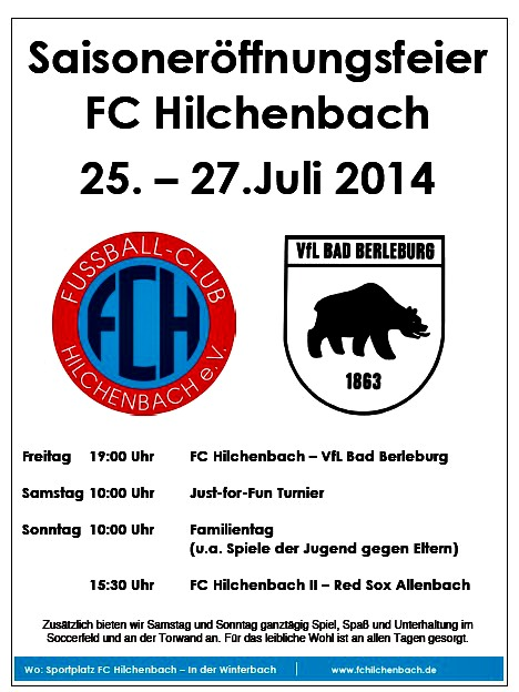 Saisoneroeffnung_FC_Hilchenbach