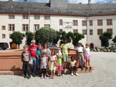 2014_Ferienspiele_Bad_Berleburg_Schlossbesichtigung_Foto_Bad_Berleburgasasa