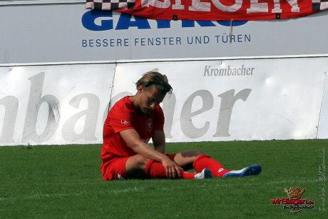 Philipp Frisch fällt mit einer Zerrung des Syndesmosebandes gegen Rödingshausen aus.