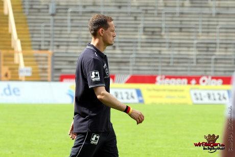 """Sportfreunde-Trainer Matthias Hagner ist entschlossen: """"Wir brauchen ein Erfolgserlebnis."""""""