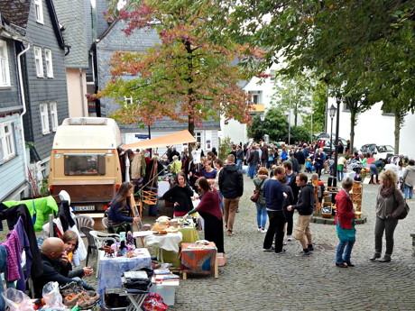 2014-09-13_Siegen_Altstadtflohmarkt_Foto_Peter_Kampmann_01
