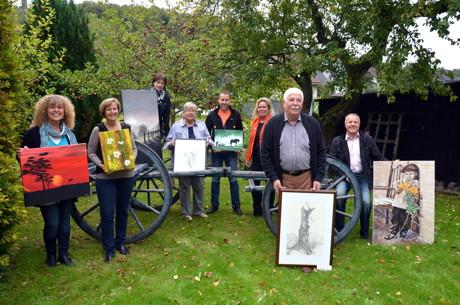 2014-09-16_Nenkersorf_Kuenstlerausstellung_Wassermuehle_Foto_Schade_02